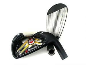 SVG Sports Inferno PW Head Only – Pistolet Métal Noir 431 SS