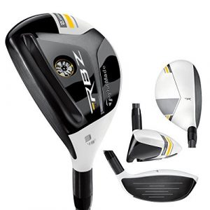 TaylorMade Men's Rocketballz Stage 2 Rescue, Left Hand, Graphite, Stiff, 3 by TaylorMade