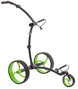Trolley de golf électrique Ikarus DHC Slim Line – Anthrazit/ Grau