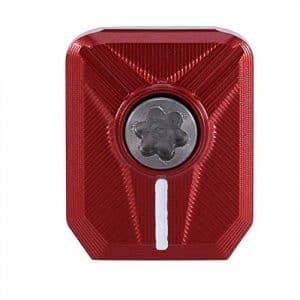 Vis de poids de golf poids coulissant mobile 5g / 7g / 9g / 11g / 13g pour golf taylormade M1 driver(9g-rouge)