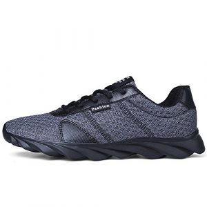 BRKVALIT Homme Femmes Chaussures de Course Sports Fitness Gym Athlétique Baskets Sneakers Poids Léger