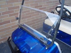 CLEAR Club Car DS Golf Cart Windshield for 2000 & Up by Franklin