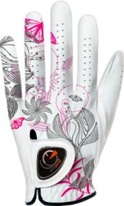 Easy Glove Spring_Flora-Purple-W Gant de golf Multicolore S