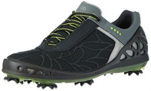 Ecco Women'S Cage, Chaussures de Golf Femme, Schwarz (1BLACK), 42 EU
