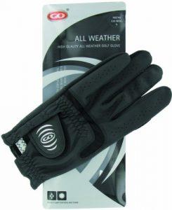 Go Lot de 2 gants de golf toutes saisons pour homme Main gauche Large