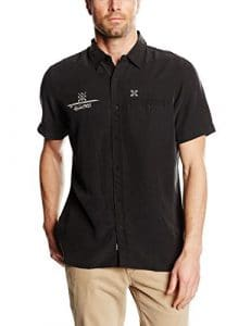 Oxbow Clavat Chemise Homme Noir FR : M (Taille Fabricant : M)