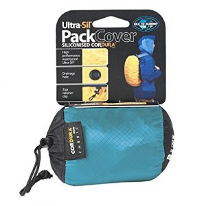 Sea to Summit Ultra-Sil Super Light Pack Cover, Homme, Pacific Blau