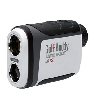 GolfBuddy Golf Buddy Lr7-s Range Finder, noir/blanc