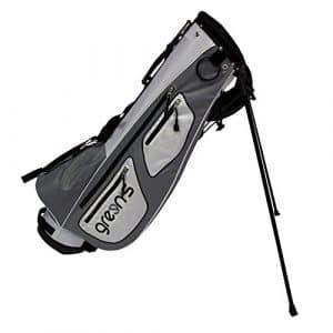 Green's Gre-S3LPT Sac de Golf Mixte Adulte, Gris
