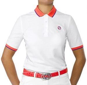 IJP Design Nancy t-Shirt pour femme Blanc Blanc 12