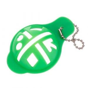 Kingken 1PC Balle de golf Ligne Liner marqueur Modèle Mark Liner (Vert)