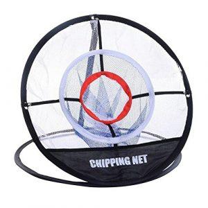 Newthinking Portable 50,8cm de golf d'entraînement éclats Net A Aid Practise en/extérieur Sac