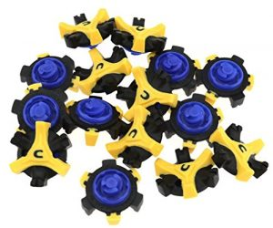 15crampons pour chaussures de golf Q-LOK/Tri-LOK, remplacement pour Footjoy, Tri-Lock