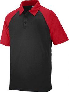 Augusta Vêtements de sport pour homme Scout Maillot de sport – Noir – XXXX-Large