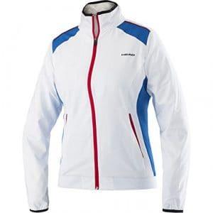 HEAD buste vêtements club veste blanc-taille 164 816105 wH