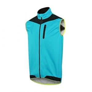 Lixada ARS Ce maillot cycliste léger, respirant et à séchage rapide évacue l39;humidité et vous permet de rester au frais.