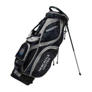 Luxury Golf Stand Bag – Newcastle United F.C by Footie Gifts