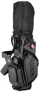 Ogio Golf 2018 Silencer Panier Sac Homme Carry Sac 14 Voies Diviseur Dark Static
