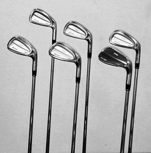 WalkGolf forsar 2800Forged Fer moi/harmonised Set, Monsieur Clubs de Golf qualité–pour les golfeurs Golf ou de microphones handicaps 0à 18pour droitier