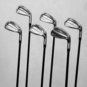 WalkGolf forsar SL 2600Forged Fer moi/harmonised Clubs de Golf Jeu de Personnes Âgées de microphones/Femme Clubs de Golf qualité–pour les golfeurs ou handicaps 0à 18pour droitier