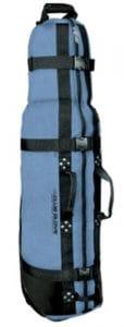 Club Glove Burst Proof with wheels II Travelbag Bluesteel – Sac de voyage roulante golf