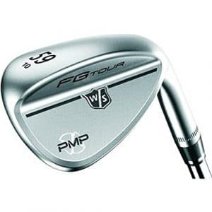 Inconnu Wilson (59 Degree Loft10 Degree Bounce) Homme FG Tour Pmp Right Hand 59 Wide Sole Wedge Marron Taille