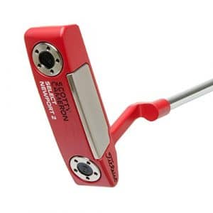 Rouge Titleist Scotty Cameron Select Newport 2 Putter, Red