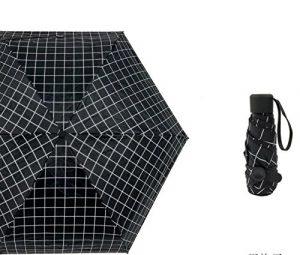 Switty Mini Compact Sun pluie Parapluie pliant–léger Portable extérieur de golf