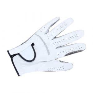 Wangc 1pcs Creative Cuir synthétique antidérapant de golf pour homme Gloves-left Main