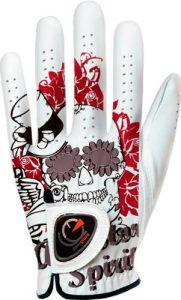 Easy Glove California_Ancestor-Spirit Gant de golf Multicolore L
