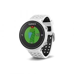 Garmin – Approach S6 – Montre GPS de Golf avec Cartographie Intégrée – Blanc