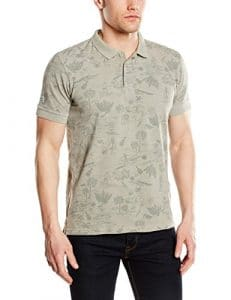 Oxbow Portal Polo Homme Galet FR : XXL (Taille Fabricant : XXL)