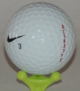 36 Balls de golf Nike Mix Grade A avec T-shirt gratuit et Magnetic Drapeau am¨¦ricain Ballon de golf / Hat Clip