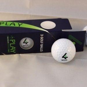 4play Standard Distance Balles de golf–Édition limitée * * en rupture de stock * *