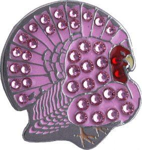 Bella Crystal Collection-USA Bella Turquie Rose USA à chapeau Cristal Lot (2,8cm)