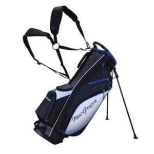 MacGregor 22,9cm Hp122,9cm Support Sac/Rouge 22,8cm (9″) Noir/Bleu