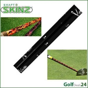 Pimp and Protect your Shaft. – Shaft skinz Skull Black (Contenu : 4 films)