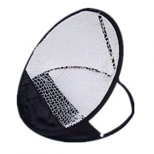 Queta Golf Montage Net, Portable de Golf Montage Net/Aide à la Formation de Golf/Golf éclats Net 52cm de Diamètre