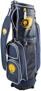 Sac de Golf Mizuno Golf Japon Bolsa Voadora Fit Caddy Sac 5ljc173100 2018 Modèle (Marine) ミズノ キャディバッグ ネイビー