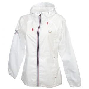 G-naker – Nialla Blanc Coupe Vent l – Coupe Vent – Blanc – Taille XL
