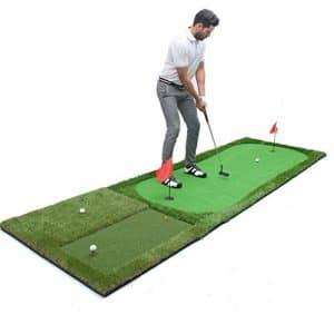 LEI ZE JUN UK- Golf Entraînement à l'entraînement dans Les Cours d'arrière-Cour