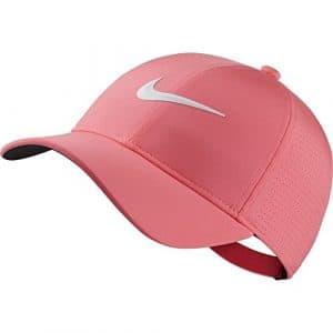 Nike Aerobill Pro Cap Performance Bombe Femme, Sunset Pulse/Anthracite/White, Taille Unique