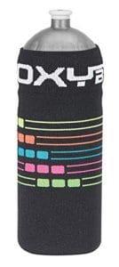 OxyBurn Bottle Cache-Bouteille Enfant, Noir, Taille Unique