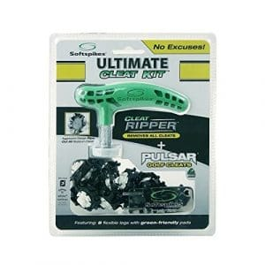Soft Spikes ultime Pulsar Golf Taquet kit