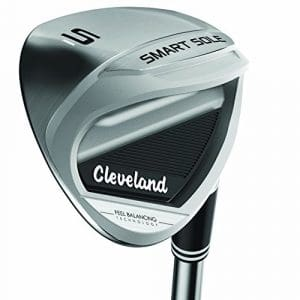 Cleveland Golf pour Homme Smart Semelle 3 Wedge S, Homme, 11045917, 58* – S Wedge, Grand