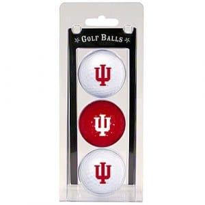 Indiana Hoosiers Logo Balles de Golf
