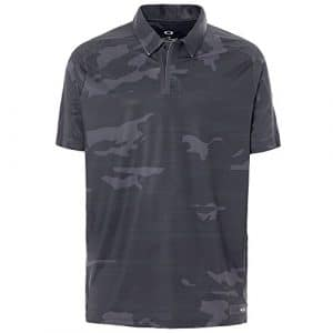 Oakley Velocity Polo Golf Homme, Dark Brush, FR : S (Taille Fabricant : S)