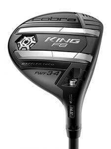 Puma Herren Golfschläger Golfschläger Puma FW KING F8 GRAY BLACK RH MNS Fairways Golf Golf Clubs Male 913370_23-GPH STF-5W-6W