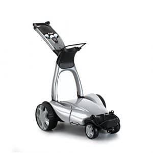 Stewart Golf X9 Remote Voiturette électrique Argent