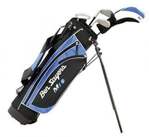 Ben Sayers G6391 Set de Golf Mixte Enfant, Bleu, 9-11 Ans